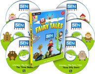 sen assist fairy tales