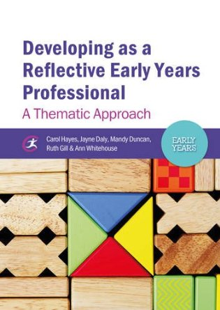 Developing as a reflective EY prof
