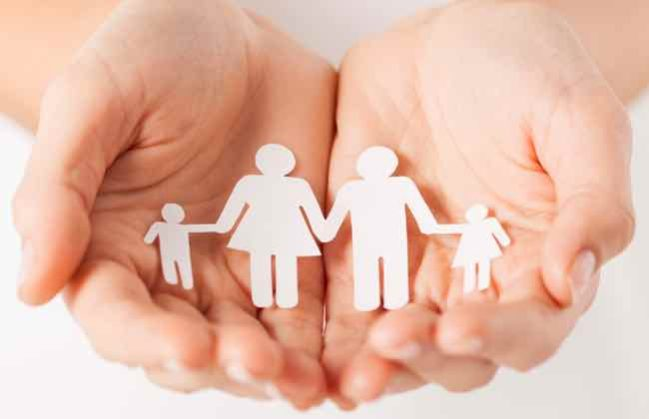 hands-holding-family