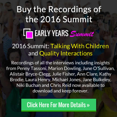 Early Years Summit Recordings